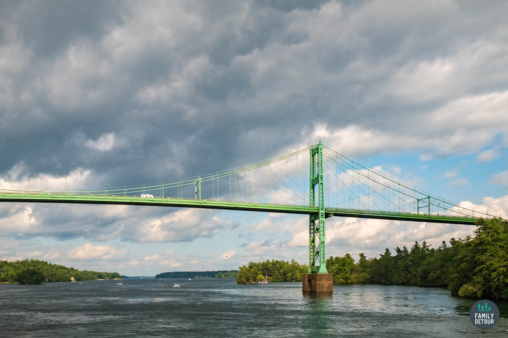 Thousand Islands Bridge