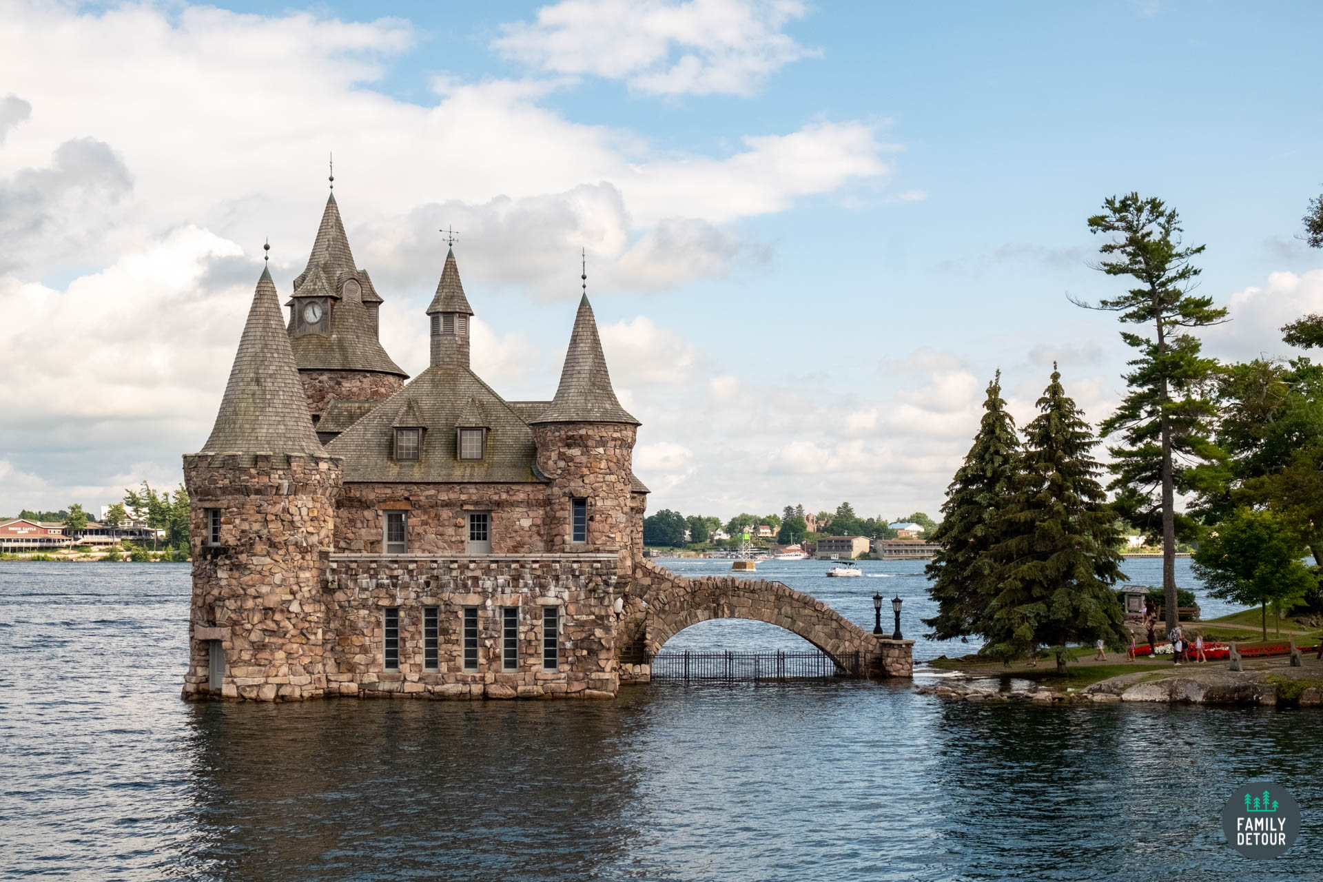 Thousand Islands, NY