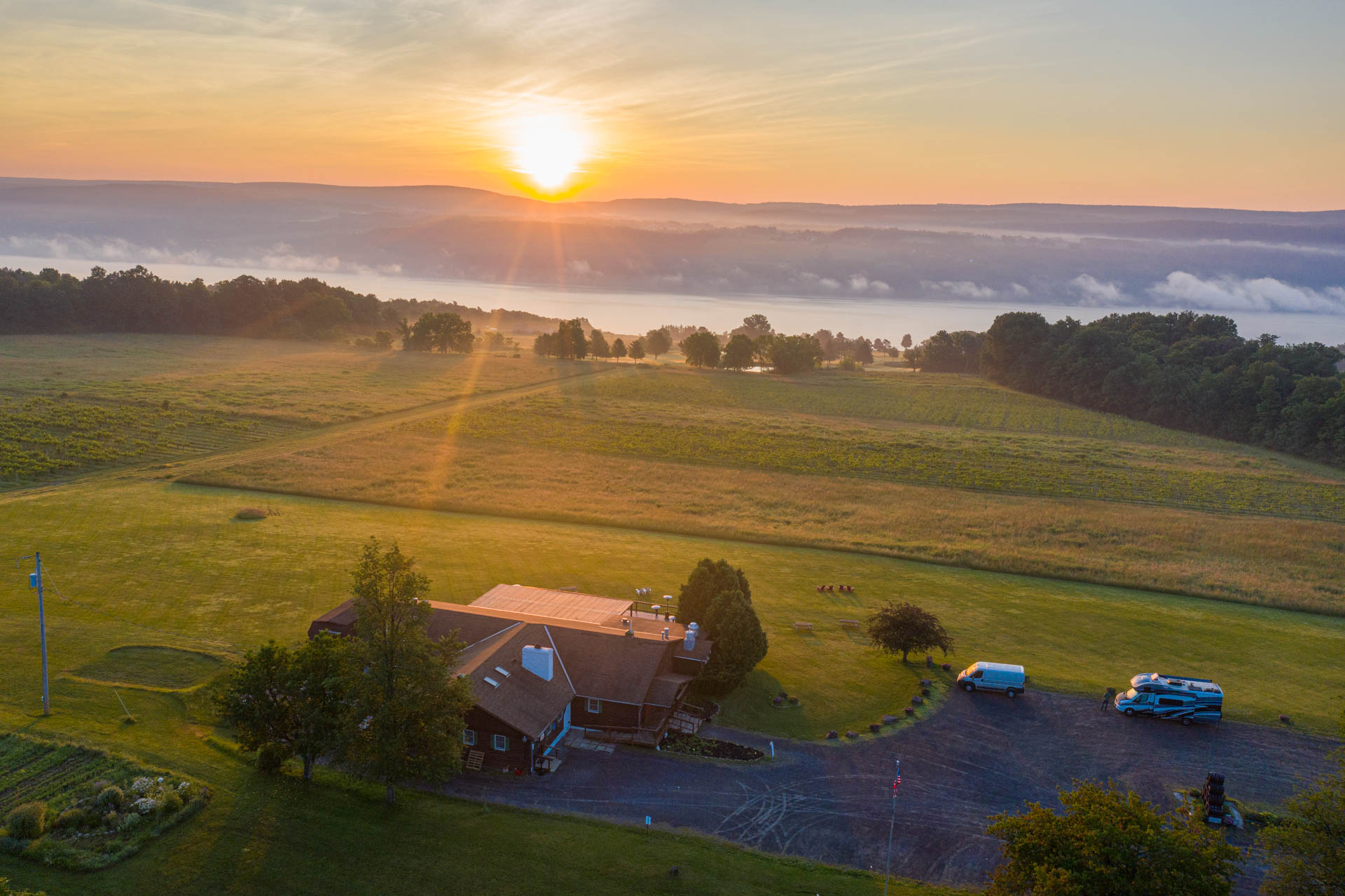 Castle Grisch Winery - Harvest Host, Finger Lakes